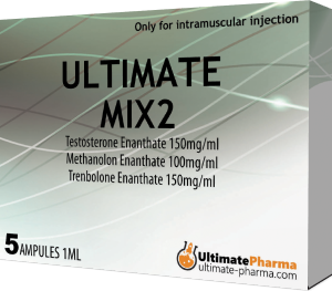 Ultimate Mix2 box
