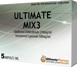 Ultimate Mix3 box